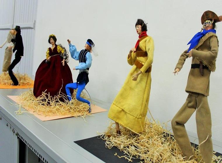 Exposição acontece no Casarão