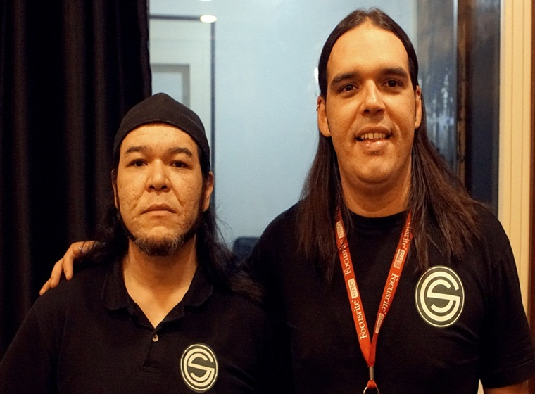 Palestrantes: Gus Soularis e Ryu Morita - Produtores Musicais do Greenhouse Studios