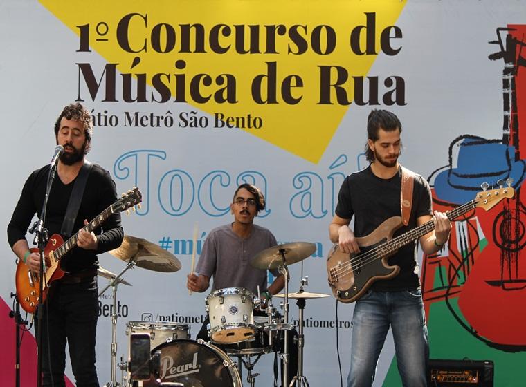 Grupo Filippe Dias Trio FOTO/Edson Godoy