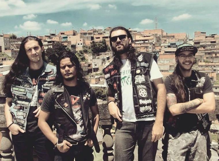CERBERUS ATTACK O Cerberus Attack foi formado no início de 2009 em São Matheus, com o intuito de fazer um som com influências do Thrash Metal da década de 1980.