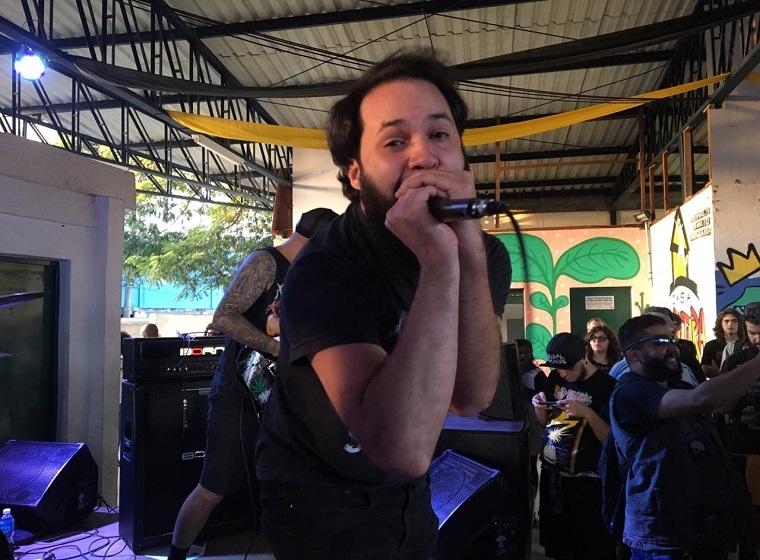 O Xico Picadinho superou as expectativas e saiu do palco muito Aplaudido.