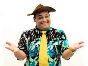 Matheus Ceará ganhou destaque nacional ao participar do programa A Praça É Nossa, do SBT