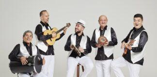 Grupo tradicional de Samba de SP