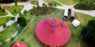 Foto Aérea do Circo