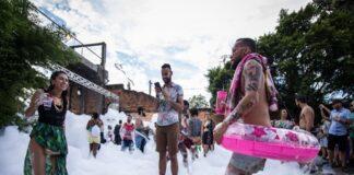 Carnaval na Espuma